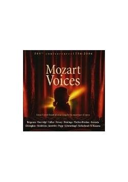 Mozart Voices CD