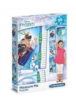 Puzzle 30 Kraina Lodu Measure Me