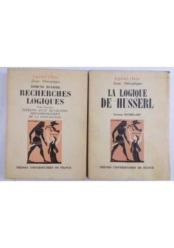 Epimethee Essais Philosopiques - zastaw 2 książek