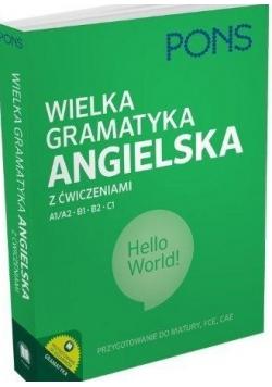 Wielka gramatyka angielska z ćwiczeniami PONS