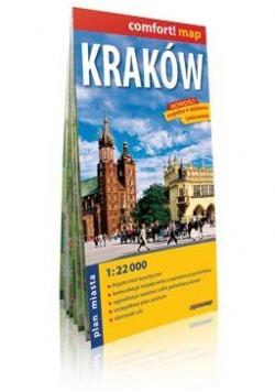 Comfort!map Kraków 1:22 000 plan miasta