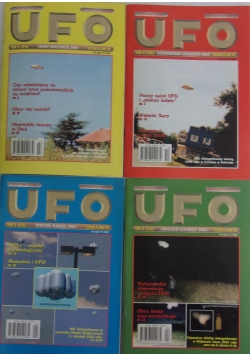 Czasopismo Ufo , nr. 1-4