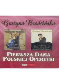 Pierwsza Dama Polskiej Operetki (2CD)