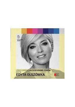 Alicja w Krainie Czarów czyta Edyta Olszówka CDMp3