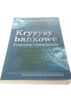 Kryzys bankowe przyczyny i rozwiązania