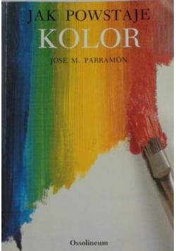 Jak powstaje kolor