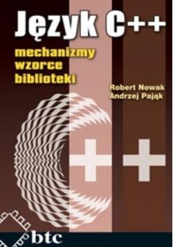 Język C++ mechanizmy, wzorce, biblioteki