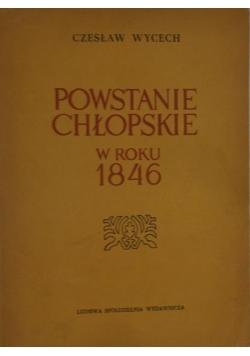 Powstanie Chłopskie w roku 1846