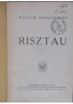 Risztau, 1936 r.