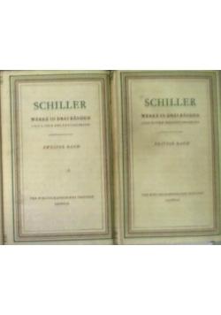 Schiller, Tom II - III