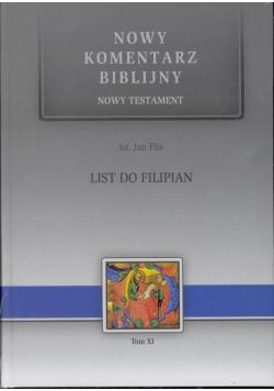Nowy Komentarz Biblijny Tom XI List do Filipian