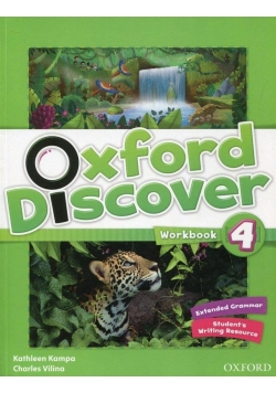 Oxford Discover 4 WB