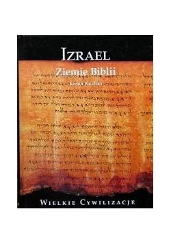 Izrael Ziemie Biblii