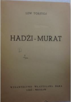 Hadżi - Murat, tom 1