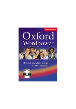 Słownik Wordpower ang-pol-ang+CD OXFORD