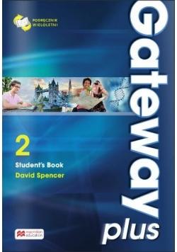 Gateway Plus 2 SB MACMILLAN wieloletnie