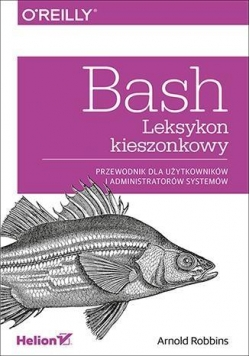 Bash. Leksykon kieszonkowy