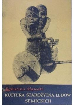 Kultura starożytna ludów semickich