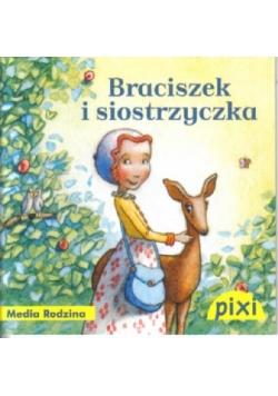 Pixi 3 - Braciszek i siostrzyczka  Media Rodzina
