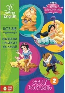 Stay Focused cz.2 - Disney English