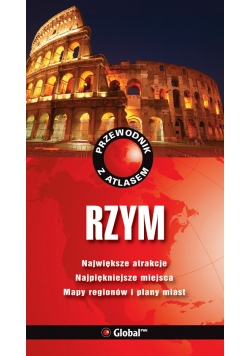 Przewodnik z atlasem Rzym