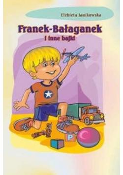 Franek-Bałaganek i inne bajki PRINTEX