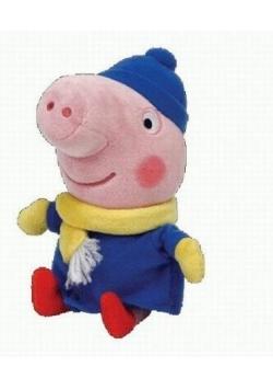 Beanie Babies Peppa Pig - George 15cm