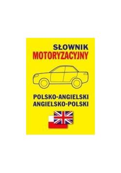 Słownik motoryzacyjny pol-ang i ang-pol br