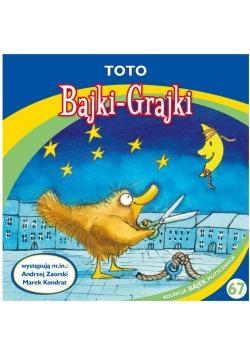 Bajki - Grajki. Toto CD