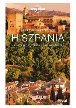 Lonely Planet. Hiszpania
