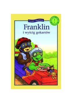 Franklin i wyścig gokartów. Czytamy...