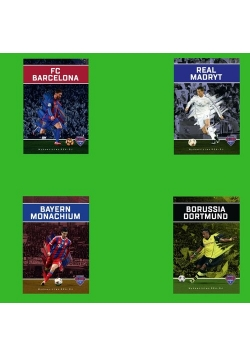 FC Barcelona / Borussia Dortmund /  Bayern Monachium / Real Madryt