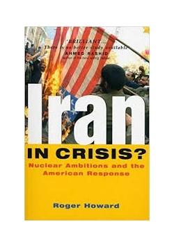 Iran in Crisis?