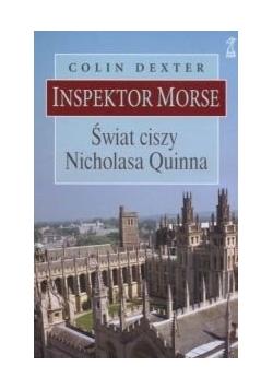 Świat ciszy Nicholasa Quinna