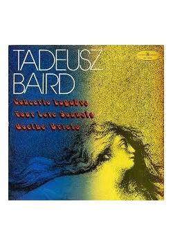 Tadeusz Baird, płyta winylowa