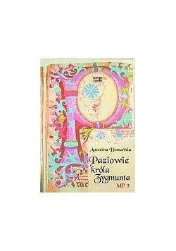 Paziowie króla Zygmunta audiobook