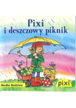 Pixi 3 - Pixi i deszczowy piknik  Media Rodzina