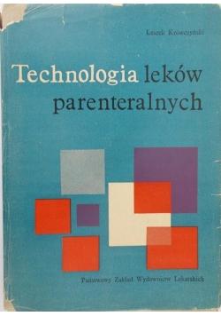 Technologia leków prenatalnych