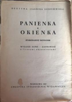 Panienka z okienka, 1947 r.