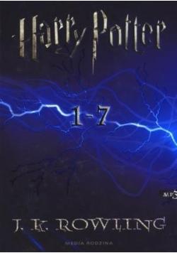 Harry Potter  1-7 mp3 Media Rodzina