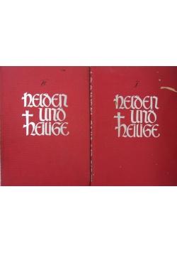 Helden und Heiligen, T. 1-2, 1933r.