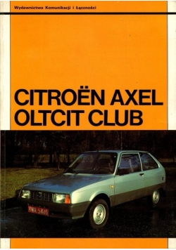 Citroen axel oltcit club