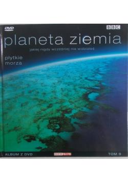 Planeta ziemia + płyta DVD, T IX,