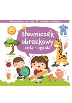 Słowniczek obrazkowy polsko-angielski