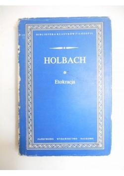 Holbach Paul - Etokracja