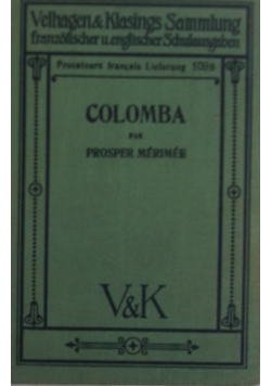 Colomba ,1912r.