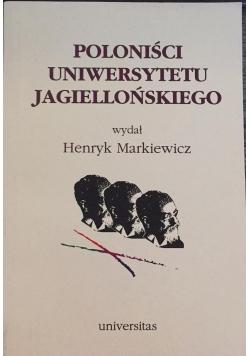 Poloniści Uniwersytetu Jagiellońskiego