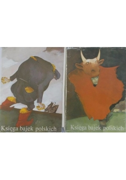 Księga bajek polskich, t.I-II