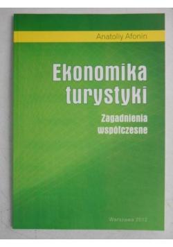 Afonin Anatoliy - Ekonomika turystyki