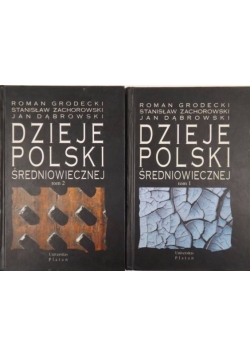 Dzieje Polski średniowiecznej, Tom I - II